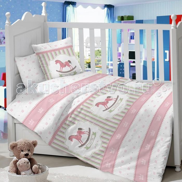 Постельное белье Dream Time Happy Baby Crown (3 предмета)Happy Baby Crown (3 предмета)Постельное белье Dream Time Happy Baby Crown (3 предмета) - это детский комплект постельного белья, который отвечает самым высоким стандартам качества.  Особенности: Изделия не вызывают аллергический реакций, для них используется 100% хлопок (бязь) и импортные красители Яркая цветовая гамма, современные, стильные и подходящие расцветки для мальчиков и для девочек Долговечное, прочное и износостойкое постельное белье  Размеры: Пододеяльник: 112х147 см Простыня: 100х150 см  Наволочка: 40х60 см  Рекомендации по уходу: Постельное белье следует стирать при температуре 40 градусов Наволочки и пододеяльники следует стирать вывернутыми на изнаночную сторону Отжим в режиме 600 об/мин. Гладить при низкой и средней температуре Не использовать отбеливатели<br>