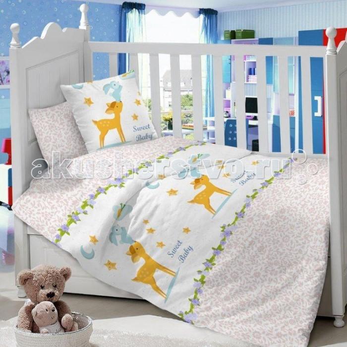 Постельное белье Dream Time Sweet Baby (3 предмета) постельное белье dream time happy baby crown 3 предмета