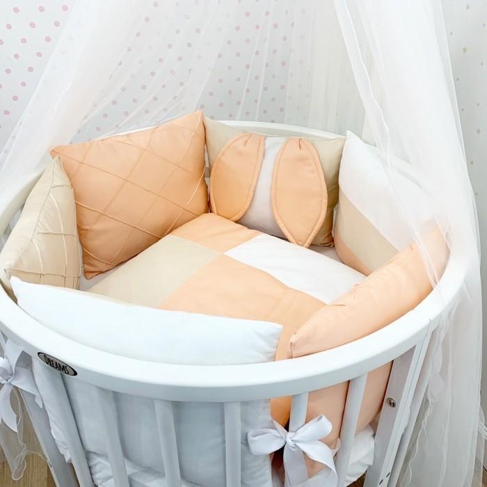 Комплект в кроватку DreamTex Зайка (14 предметов)