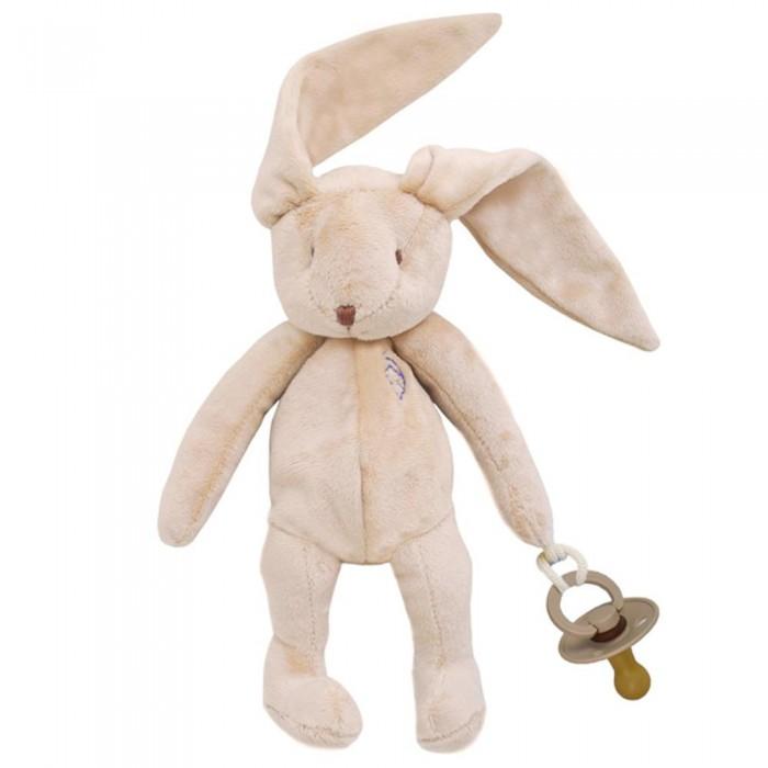 Купить Комфортеры, Комфортер Drema BabyDou Игрушка с держателем для соски Зайчик