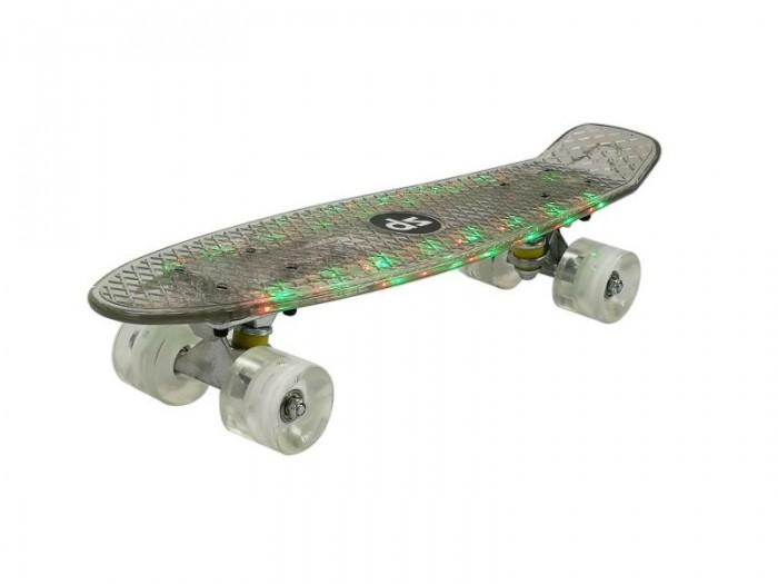 DS Скейтборд Круизер 22' Led