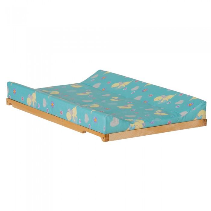 Накладки для пеленания Гном Накладка для пеленания на кроватку 80х50 накладки для пеленания fairy накладка для пеленания мягкая жирафик 70х67