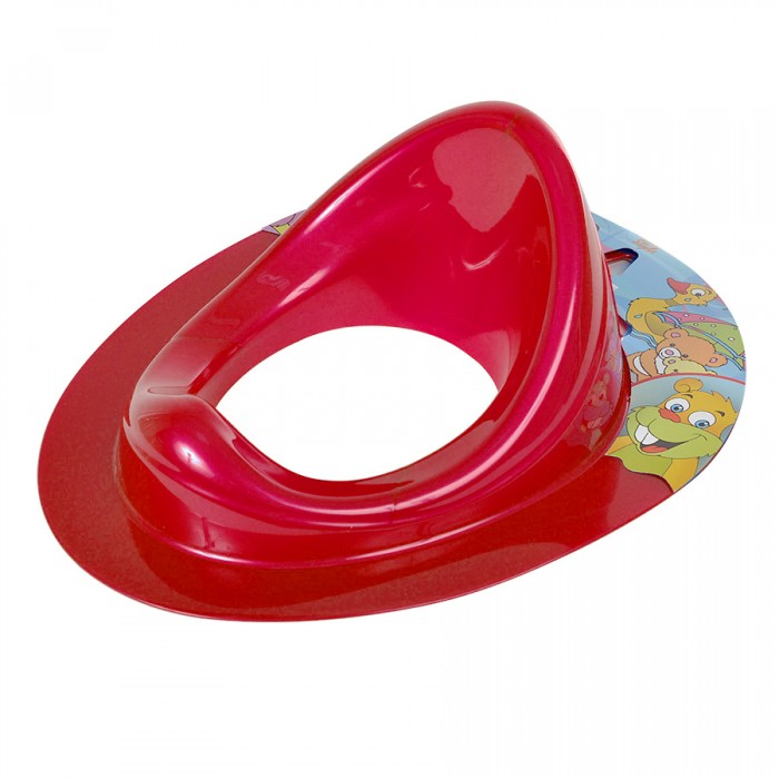 Сиденья для унитаза Dunya Plastik Накладка на унитаз (адаптер) сиденья для унитаза tega baby накладка на унитаз мишка нескользящая