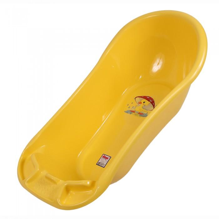 Детские ванночки Dunya Plastik Детская ванночка Фаворит 100 см контейнер dunya plastik цвет прозрачный салатовый 2 5 л
