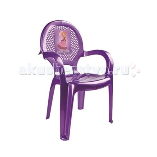 Пластиковая мебель Dunya Plastik Детский стульчик с рисунком пластиковая мебель dunya plastik детский стульчик с рисунком