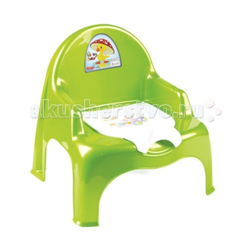 Горшки Dunya Plastik Ниш кресло ведро для мусора dunya plastik раттан с педалью цвет бежевый коричневый 6 л