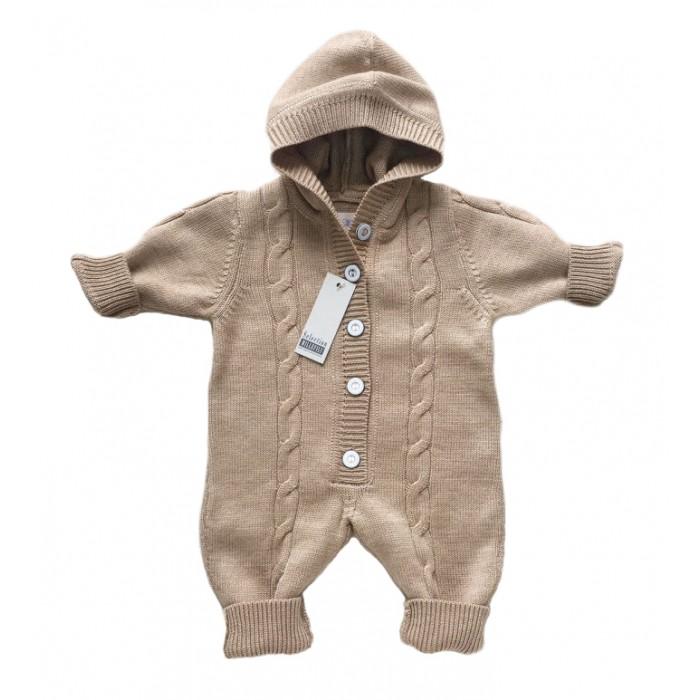 Детская одежда , Комбинезоны и полукомбинезоны Dusty Miller Комбинезон вязаный Nati арт: 454054 -  Комбинезоны и полукомбинезоны