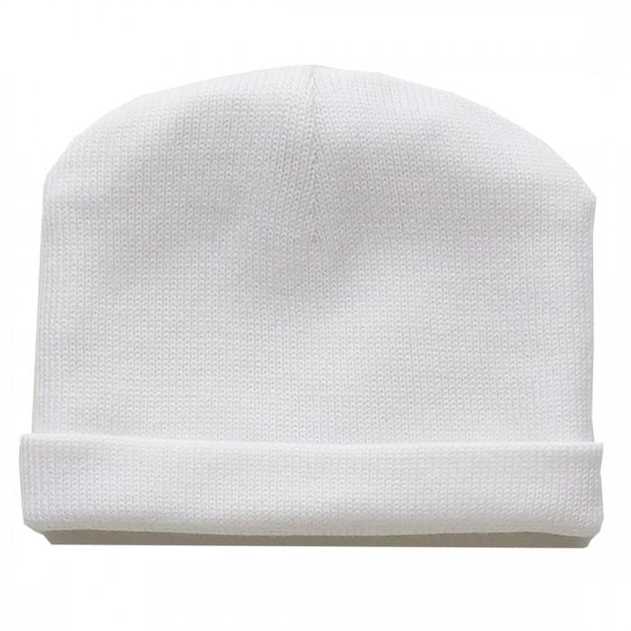 Купить Шапки, варежки и шарфы, Dusty Miller Шапочка вязаная Nati-2 White ice