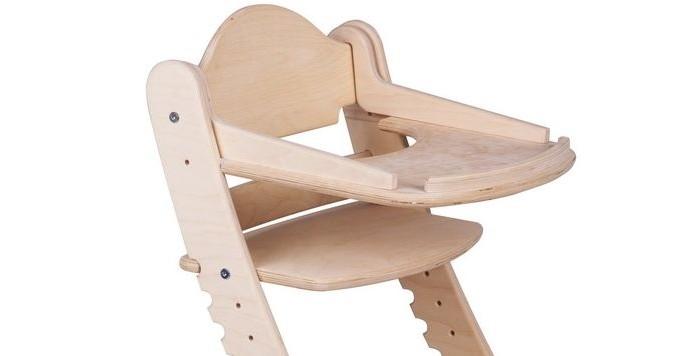 Аксессуары для мебели Два Кота Столик для кормления для детского стула М1