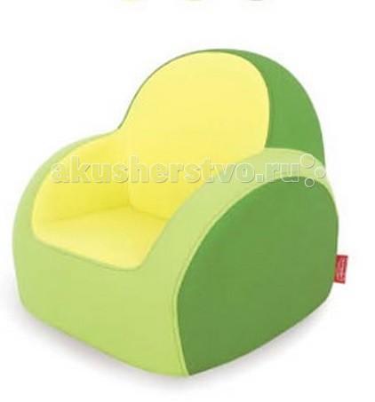 Dwinguler Мягкое кресло Kids SofaМягкое кресло Kids SofaМягкое кресло Dwinguler Kids Sofa - красивый аксессуар, который придаст детской комнате дополнительный уют.  Особенности: Эргономичный округлый дизайн: Поддерживающая и улучшающая осанку ребенка эргономическая округлая форма. Не качается: Благодаря широкому основанию кресло-софа не качается и обеспечивает стабильное и устойчивое положение ребенка в нем. Прекрасное уютное персональное место для чтения и игр. Ваш малыш долго не устанет находясь в этом кресле за книгой. Внешняя обивка кресла крепится на молнии. Ее можно легко снять, что-бы убедиться в качестве внутреннего наполнения. В наполнении кресла используется только экологическая Био-пена, без какого-либо присутстствия клея. Водозащищенный Легко удалить влагу и загрязнения можно влажной салфеткой. Антибактериальные свойства SOFFKIN-кожи защищают от появления бактерий на поверхности, в ходе ежедневного использования диванчика. Проверить подлинность можно по тисненному логотипу Dwinguler.<br>