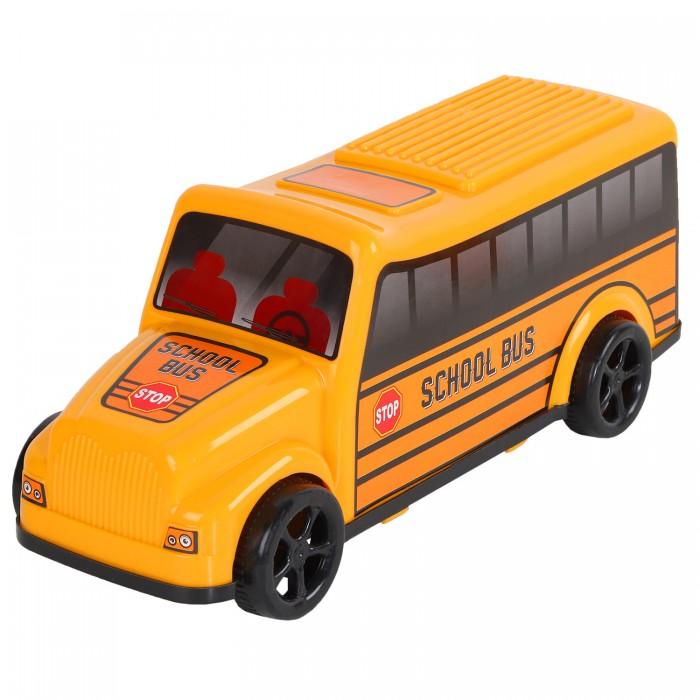 Машины Джамбо Автобус 15х12х35 см