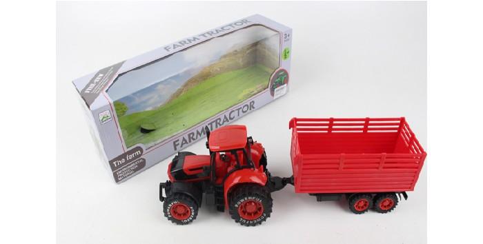 Машины Джамбо Трактор инерционный JB0403460