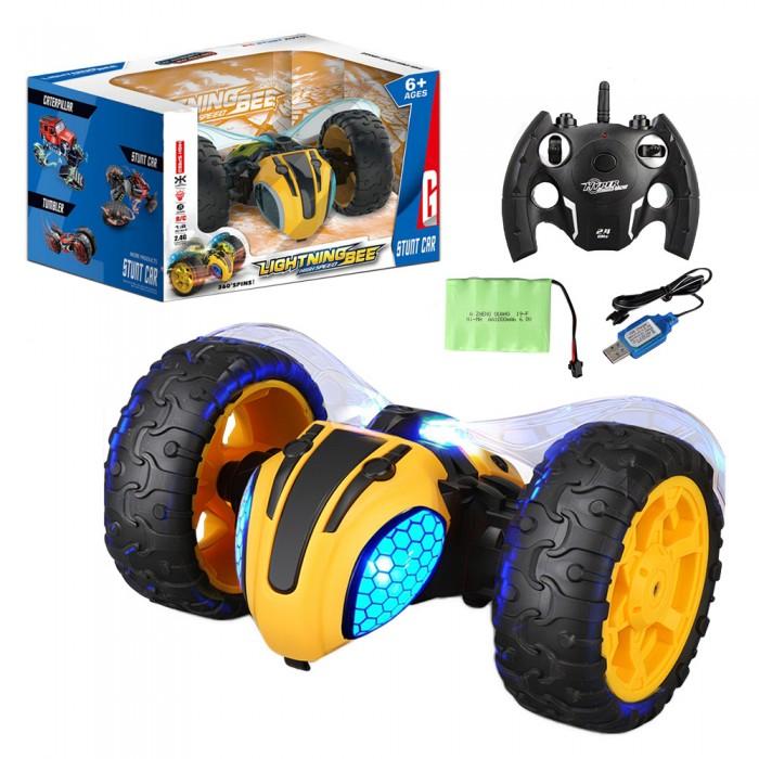Купить Радиоуправляемые игрушки, Джамбо Машинка-перевертыш Оса на радиоуправлении