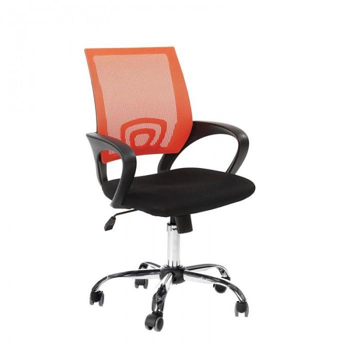 Картинка для Easy Chair Офисное кресло 304 TC Net (хром)