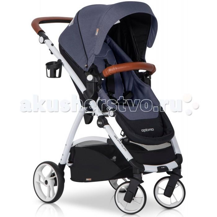 Купить со скидкой Прогулочная коляска EasyGo Optimo