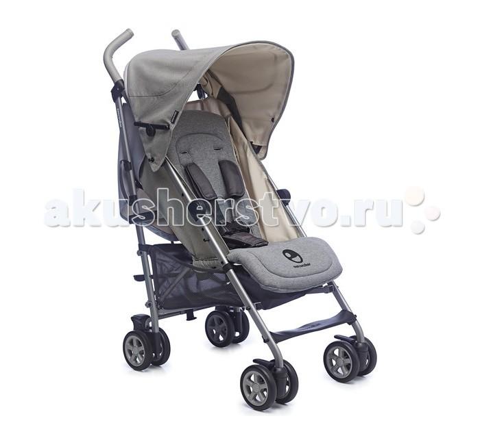 Прогулочная коляска EasyWalker BuggyBuggyПрогулочная коляска EasyWalker Buggy невероятно легкая и простая в управлении, а продуманная до мелочей конструкция обеспечивает комфортную посадку ребенка.  Прогулочный блок. Эргономичное мягкое сиденье для комфортной посадки ребенка, спинка сиденья регулируется в 4 положениях, включая горизонтальное для сна. Подходит для ребенка с рождения и до 3 лет. Удобная регулируемая подножка увеличивает спальное место. Пятиточечные ремни безопасности позволяют надежно пристегнуть малыша и при этом обеспечить ему возможность свободно двигаться. Большой раздвижной капюшон оснащен дополнительным солнцезащитным козырьком, дышащая гипоаллергенная ткань легко снимается и стирается. Можно установить съемный бампер (приобретается отдельно)  Колеса изготовлены из особого материла – EVA (этиленвинилацетат), который используется также в производстве беговых кроссовок и отличается особой легкостью и упругостью. Благодаря этим свойствам, колеса обладают великолепными амортизирующими свойствами и обеспечивают мягкий ход. Поворотные сдвоенные передние колеса с возможностью фиксации на месте. Амортизация на передних и задних колесах обеспечивает плавный ход коляски даже по бугристой поверхности, оберегая ребенка от тряски.  Шасси: ножная тормозная система компактное сложение по принципу зонтичного  - коляска складывается одной рукой за 4 секунды вместительная корзина совместимость с детскими автокреслами Maxi-Cosi (требуется переходник-адаптер).<br>