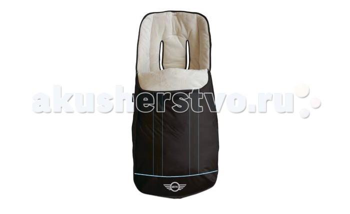 Зимний конверт EasyWalker Конверт к коляске MiniКонверт к коляске MiniКонверт к коляске EASYWALKER Mini  Конверт для коляски согреет ребенка во время прогулки и обеспечит ему максимальный комфорт.   Муфта изготовлена из мягкого водонепроницаемого и ветрозащитного материала и имеет теплую флисовую подкладку.  Модель оснащена двумя боковыми молниями.  Вы можете использовать конверт как матрасик в коляску или санки. Для этого нужно полностью расстегнуть молнию. С теплым конвертом EASYWALKER холод, дождь и ветер не страшны, а значит прогулки с малышом станут еще продолжительнее и комфортнее.<br>
