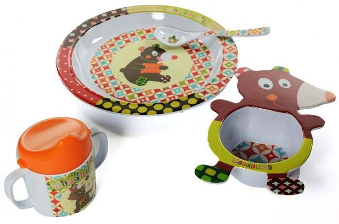 Посуда Ebulobo Набор посуды 4 предмета набор посуды berghoffstudio 11 предметов