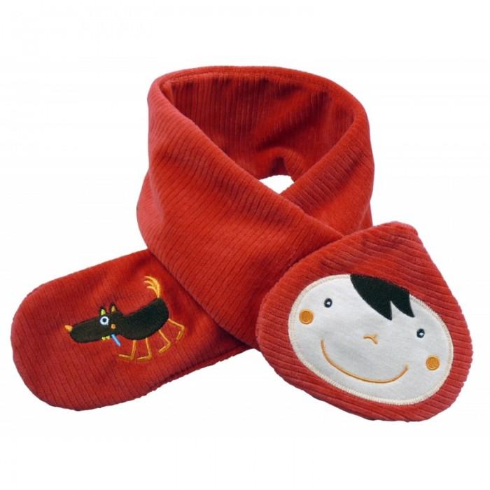 Детская одежда , Варежки, перчатки и шарфы Ebulobo Шарфик Красная шапочка арт: 398919 -  Варежки, перчатки и шарфы