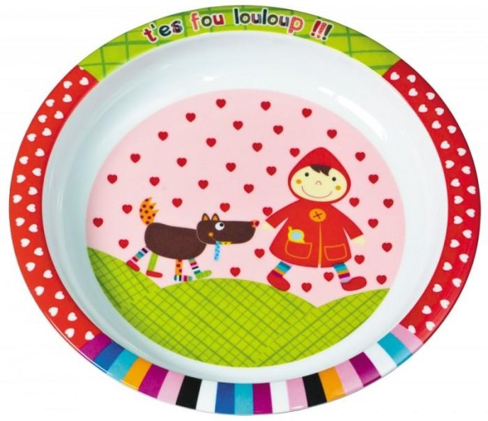 Посуда Ebulobo Тарелочка детская посуда ebulobo тарелочка зоопарк