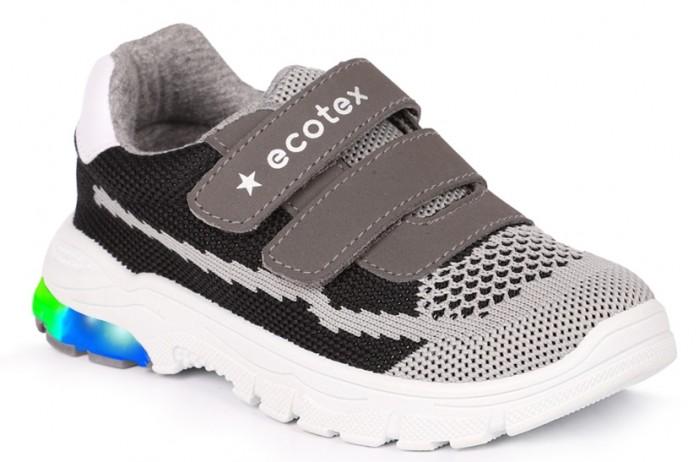 Кроссовки Ecotex Star Кроссовки текстильные со светодиодами