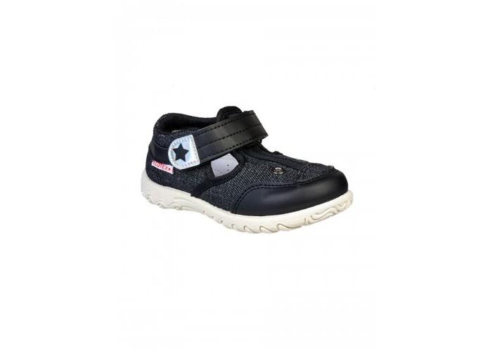 Купить Босоножки и сандалии, Ecotex Star Сандали текстильные для мальчика 3-203TF