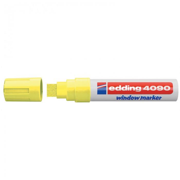 Фото - Канцелярия Edding Маркер для окон E-4090 4-15 мм маркер для окон и стекла edding маркер 2 3 мм зеленый