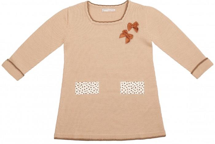 Eddy Kids Платье вязанное для девочки K142619