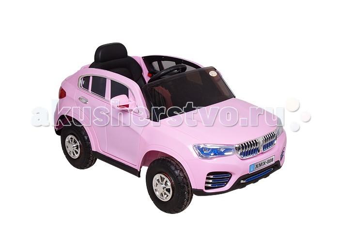 Электромобиль Еду-Еду BMW 12V XMX806BMW 12V XMX806Электромобиль Еду-Еду BMW 12V XMX806 - стильная модель для детей от 3 до 6 лет, которая привнесет в детство Вашего малыша неподдельный интерес к вождению, комфорт и безопасность.   Особенности: Модель снабжена надувными колесами, позволяющими без проблем преодолевать неровности на дороге Отличается простотой управления и наличием полезных дополнений Аккумулятор 12V/7AH Предусмотрены звуковые эффекты и яркая подсветка.<br>