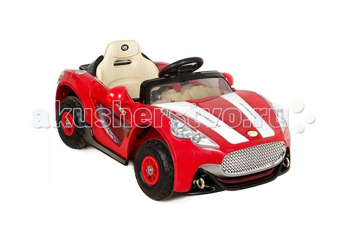 Электромобиль Еду-Еду Sport CarSport CarЕду-Еду Электромобиль Sport Car если Вашего малыша привлекают красочные спортивные машинки, то детский электромобиль Sport Car как нельзя кстати подойдет для юного водителя, дав ему возможность с самого детства обладать своей настоящей машиной.   Снабжена надувными колесами, позволяющими без проблем преодолевать неровности на дороге. Отличается простотой управления и наличием полезных дополнений. Так, здесь предусмотрены звуковые эффекты и яркая подсветка.   Аккумулятор 6v7ah х 1.  Размер (ШхДхВ): 37 x 120 x 66<br>
