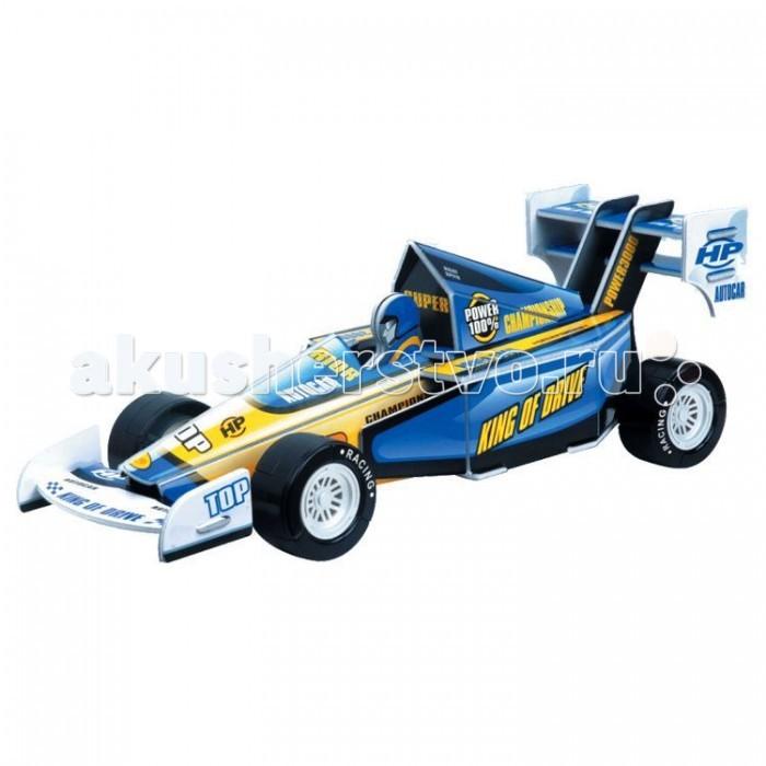 Конструкторы Education Line 3D Action Puzzle Гоночная Машинка XL 43 элемента lego education 9689 простые механизмы