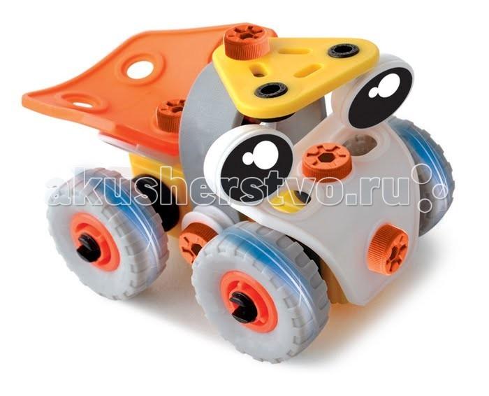 Конструкторы Education Line Юный Механик 2 в 1 Гонки 46 элементов lego education 9689 простые механизмы