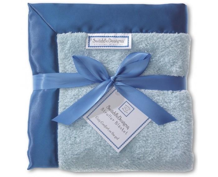 Фото 4 - Плед SwaddleDesigns для новорожденных Stroller Blanket
