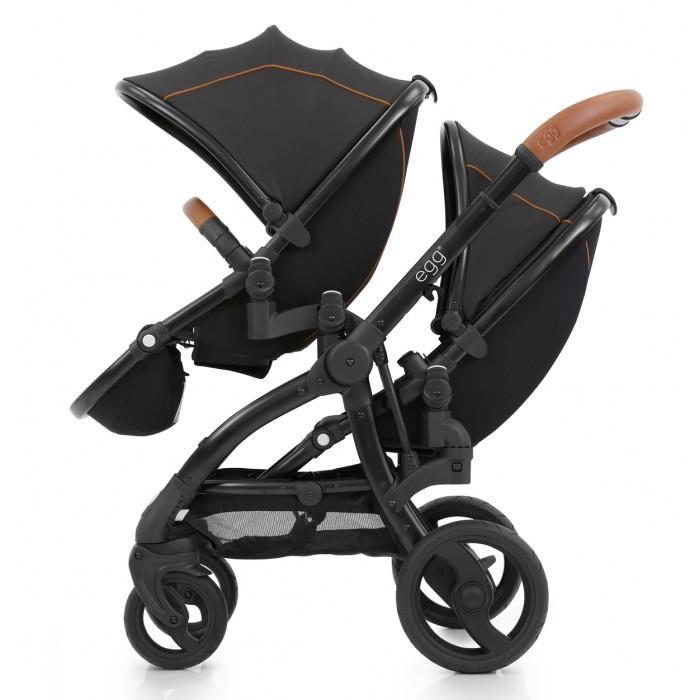 Картинка для Прогулочный блок Egg Tandem Seat для второго ребенка