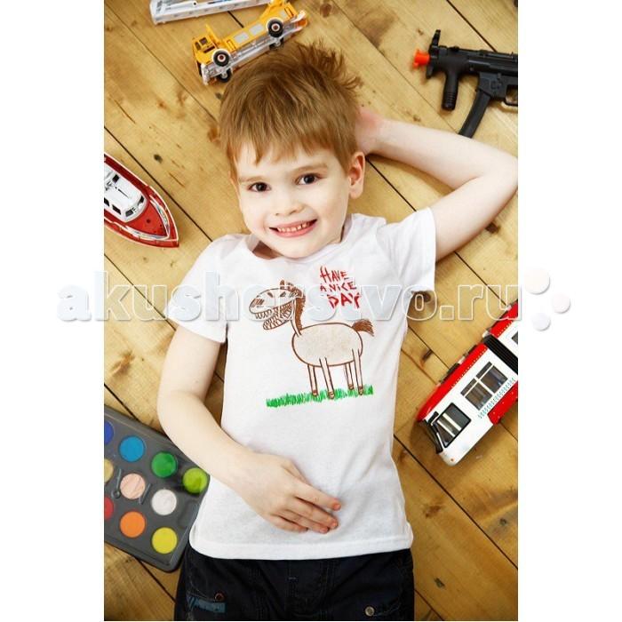 Футболки и топы Ехидна Детская футболка Nice Day