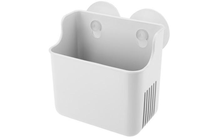 Картинка для Посуда и инвентарь Эконова Держатель подвесной на присосках Helper 12.7х9х12.4 см