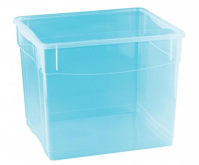 Купить Ящики для игрушек, Эконова Ящик универсальный Колор стайл 34 л 400х335х315 мм