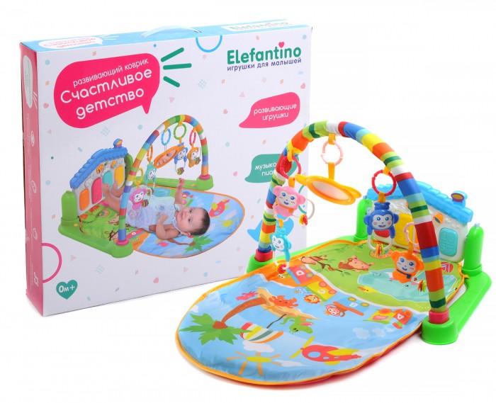 Развивающий коврик Elefantino Счастливое детство IT10278