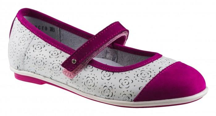 Туфли Elegami Туфли для девочки 6-613891901 босоножки и сандалии elegami туфли для девочки 6 61392190
