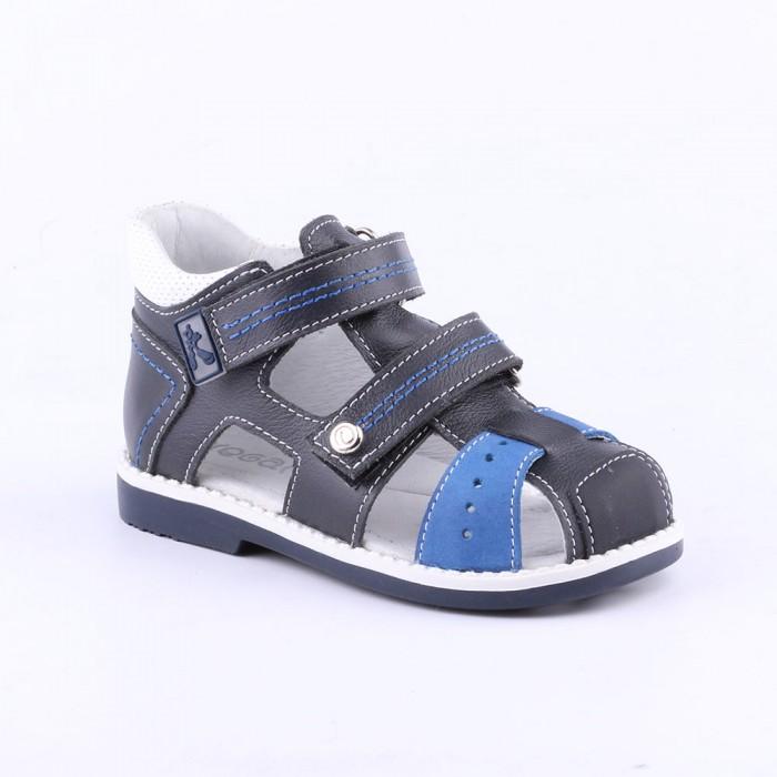 Купить Босоножки и сандалии, Elegami Туфли для мальчика 807221901