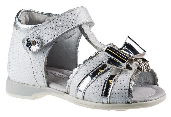 Босоножки и сандалии Elegami Туфли открытые для девочки 804561902 босоножки и сандалии elegami туфли для девочки 6 61392190