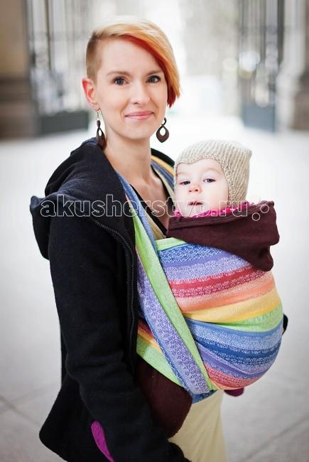Слинг Ellevill Gaia шарф, хлопок-лен (5.2 м)Gaia шарф, хлопок-лен (5.2 м)Ellevill - это слинг-шарфы и слинги с кольцами из Норвегии. Разработанные на основе традиционных норвежских орнаментов и выполненные вручную, слинги быстро завоевали популярность по всему миру. Они покоряют своим прекрасным дизайном и универсальностью в носке: слинги Ellevill подходят для всех возрастов (и для новорожденных, и для подросших деток), и для всех сезонов.  Слинги Ellevill производятся вручную, из ткани, специально разработанной для ношения детей. Эта ткань - специального жаккардового диагонального плетения, она очень хорошо тянется по диагонали, но почти не тянется по вертикали и горизонтали. Она как бы обнимает малыша и обеспечивает наибольший комфорт в носке.  Прекрасная поддержка и комфорт в ношении тяжелых деток, холодящий эффект льна.   Слинг-шарф Ellevill - король слингов, наиболее универсальный, удобный и красивый тканый слинг. Его можно использовать для всех возрастов ребенка, для шарфов придумано разнообразное количество намоток. Шарфы особенно хороши для вертикального ношения как новорожденных, так и подросших, тяжелых деток в течение долгого времени - как дома, так и на улице.  Состав: 50% хлопок, 50% лен Размер: 5.2 м<br>