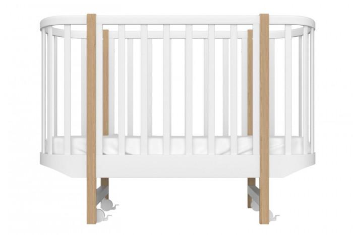 детские кроватки Детские кроватки Ellipse Classic бук 125х70