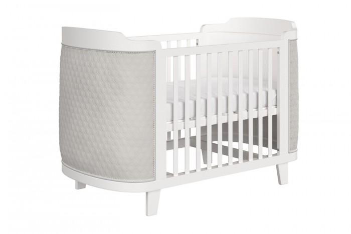 Кроватка-трансформер Ellipse Elegance ткань 140х70