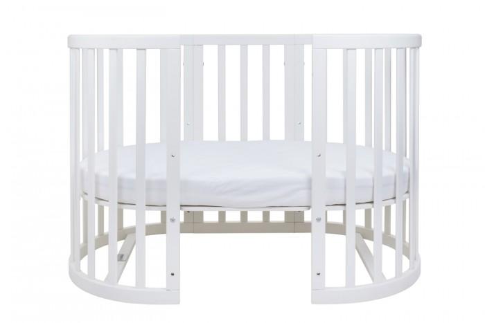 Кроватка-трансформер Ellipse Ellipsebed 120х60