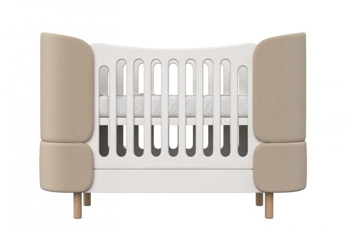 Кроватка-трансформер Ellipse Kidi soft 140х70