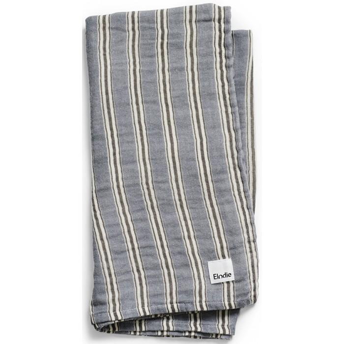 Пледы Elodie муслиновый Sandy stripe 80х80 см elodie нагрудник трикотажный 1 шт расцветка sandy stripe