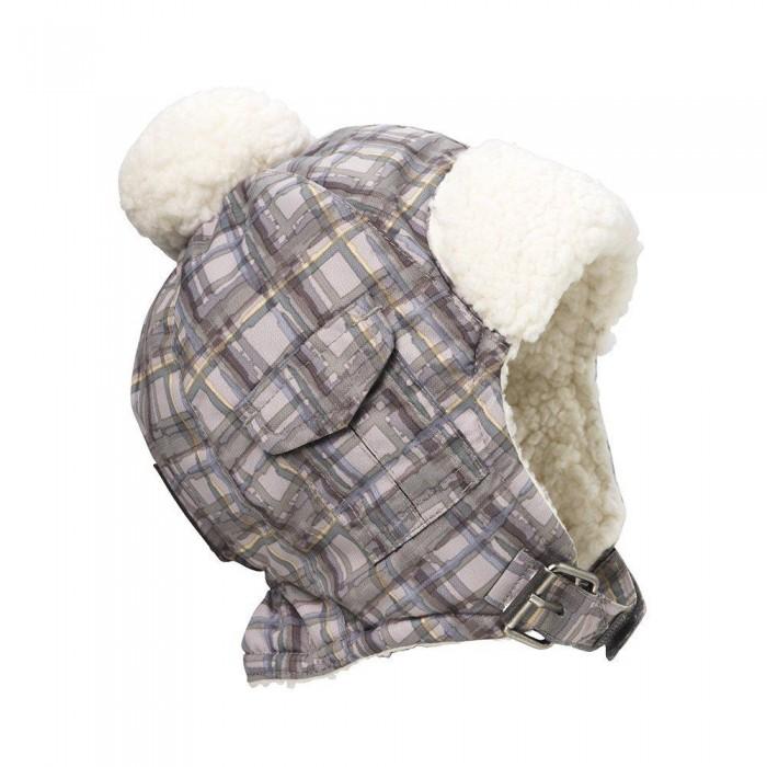Шапки, варежки и шарфы Elodie Шапочка Paris Check ушанка elodie размер 0 6 мес paris check