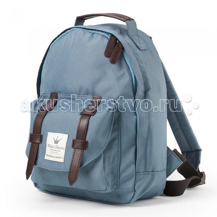 Elodie Details Детский рюкзакДетский рюкзакElodie Details Детский рюкзак. Стильный рюкзак для модных малышей и дошкольников. Идеально подходит для первых пикников или, к примеру, для транспортировки любимого плюшевого медведя в гости к бабушке. Главное - чтобы ваше новое приключение было стильным!  Особенности: высота 28 см, ширина 21 см, объем 7 л новая коллекция рюкзаков Elodie Details представляет собой стиль унисекс и подходит, как мальчикам, так и девочкам. в комплекте сиденье из термо-материала, чтобы малышу было на чем сидеть во время отдыха вертикальный термо-карман на боковой части рюкзака, чтобы поддерживать температуру жидкости в бутылочке (тепло/холод) мягкие регулируемые ремни магнитные замки, удерживающие плечевые ремни от скольжения с помощью молнии открываются сверху донизу, чтобы легко достать завтрак или другое содержимое оригинальные детали из кожи.<br>