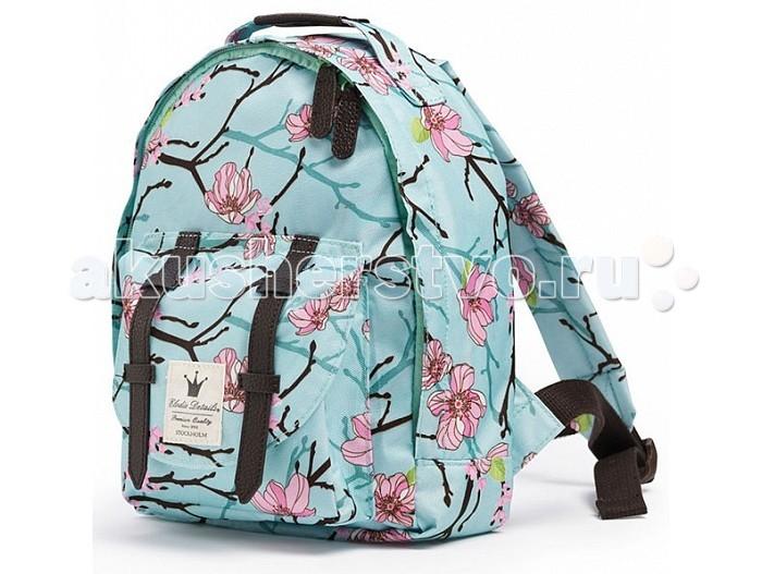 Elodie Details Рюкзак детский BackPack MiniРюкзак детский BackPack MiniСтильный рюкзак для модных малышей и дошкольников. Идеально подходит для первых пикников или, к примеру, для транспортировки любимого плюшевого медведя в гости к бабушке. Главное - чтобы ваше новое приключение было стильным!   Высота 28 см, ширина 21 см, объем 7 л.  в комплекте сиденье из термо-материала, чтобы малышу было на чем сидеть во время отдыха вертикальный термо-карман на боковой части рюкзака, чтобы поддерживать температуру жидкости в бутылочке (тепло/холод) мягкие регулируемые ремни магнитные замки, удерживающие плечевые ремни от скольжения с помощью молнии открываются сверху донизу, чтобы легко достать завтрак или другое содержимое оригинальные детали из кожи  Elodie Details - это способ сделать повседневную жизнь более красивой и веселой!<br>